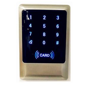 LJM-RD2012D/C  触摸键盘读卡器